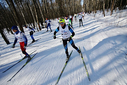 Испытание для сильных - Vesta Bank Ski Grom 50K
