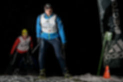 Ski Grom Night 15K январь 2016