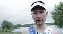 Реклама триатлона в Клёново - Алексей Барышников