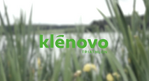 Реклама триатлона в Клёново