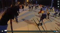 Adidas X-Ski Battle 28 февраля 2016
