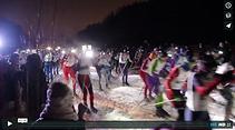 Ski Grom Night 15K