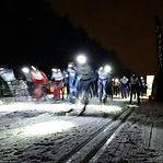 Ночная лыжная гонка