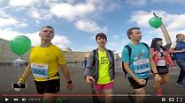 Видео Юлии Кусковой - поездка на марафон ЭРГО Белые ночи 2015