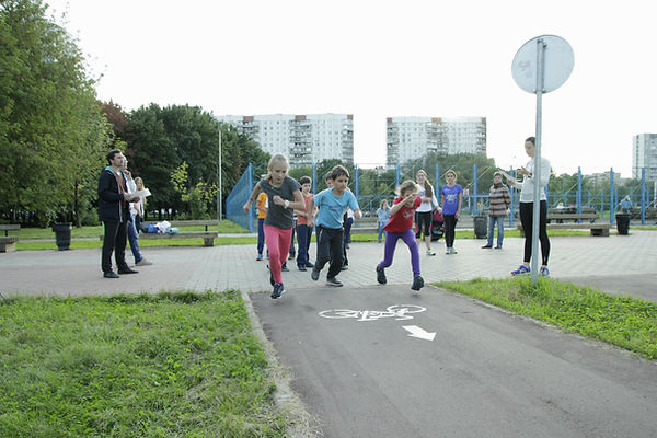 Спортивная школа Олимпийского резерва Бабушкино 81