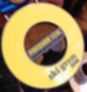 Медаль финишера Ski Grom Night 15K 2016