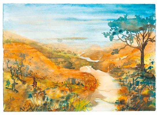 Road to the West, Zimbabwe
