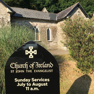 Courtmacsherry Church St John the Evangelist