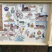 Tourist Noticeboard