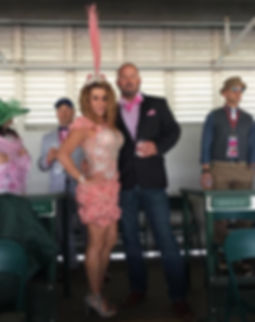 Designs By Rebecca At Kentucky Oaks Churchill Downs