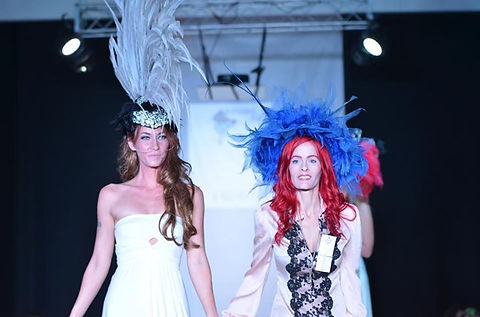 Designs By Rebecca At Fashion Week