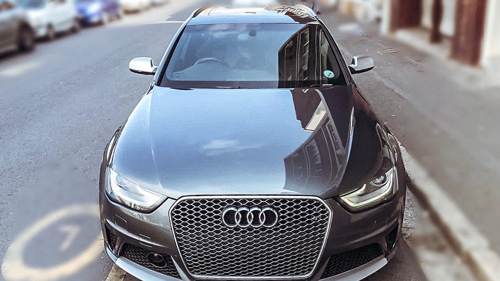 2014 Audi RS4 V8 Limited Edition Nogaro