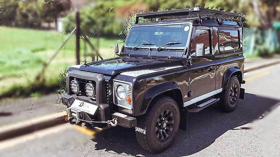 2006 Defender 2,5 Diesel man