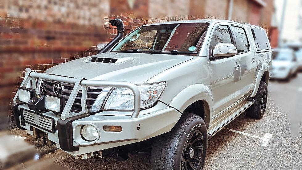2013 Toyota Hilux 3.0 D4D Auto 4x4