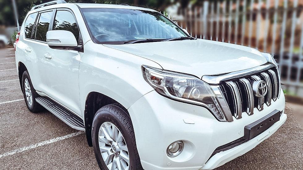 2015 Toyota Prado 3.0 VX D