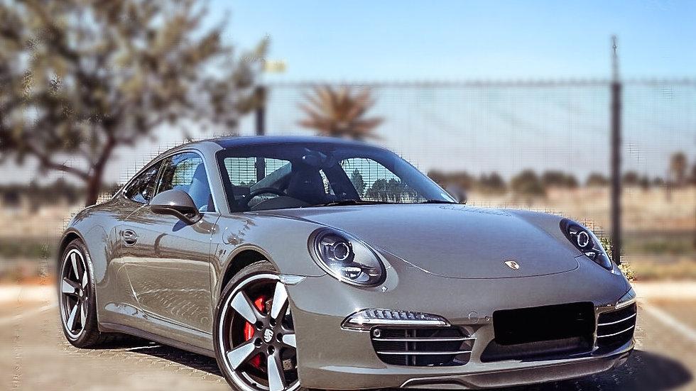 2013 Porsche 911 50 Year Anniversary Edition
