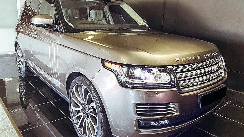 2016 Range Rover Vogue 50 V8 SE