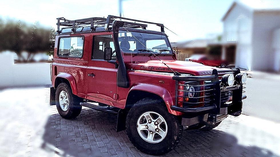 2009 Land Rover Defender 90 TD