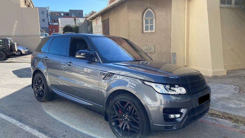 2015 Range Rover Sport SDV8 HSE DYNAMIC