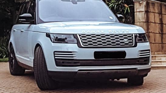 2020 Range Rover Vogue SDV8 SE