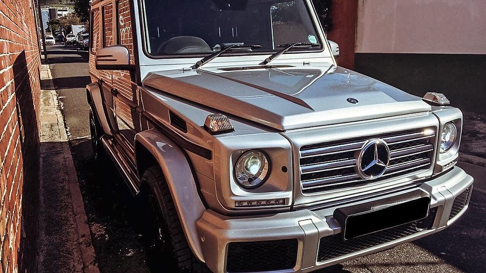 2016 Mercedes-Benz G350 Bluetec Disigno