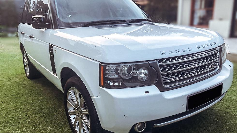 2012 Range Rover Vogue V8 5L