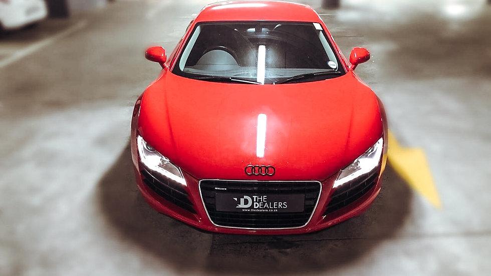 2008 Audi R8 4.2 Quattro