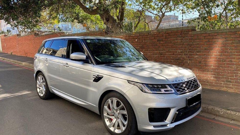 2018 Range Rover 50 V8 Supercharge