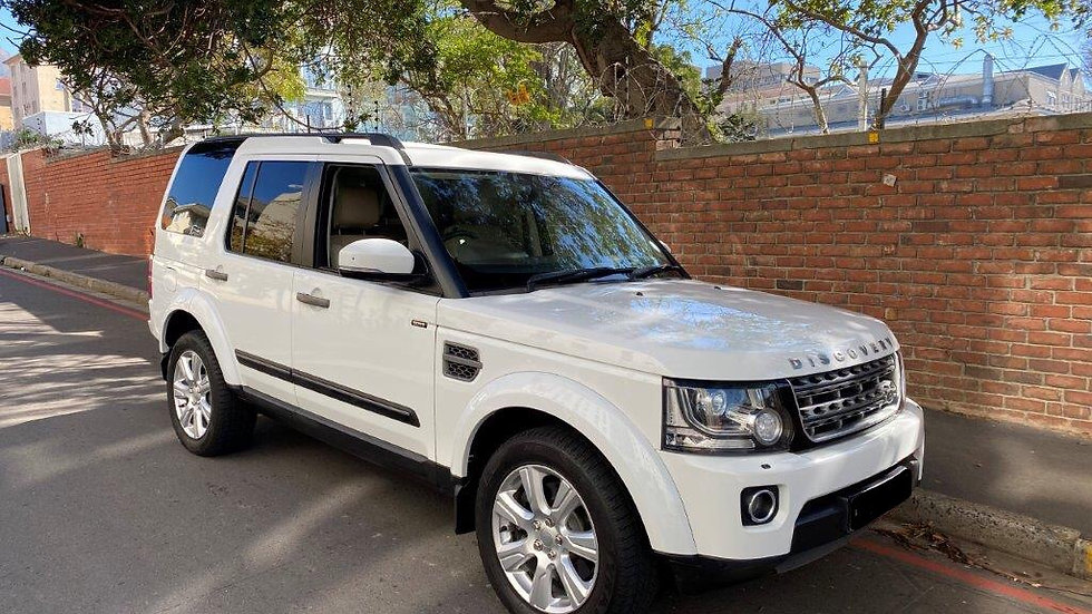 2014 Land Rover Discovery 4 SDV6 SE