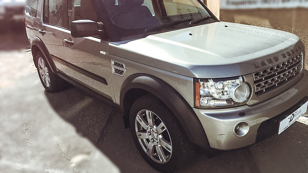2010 Land Rover Discovery 4 TDV 6 S