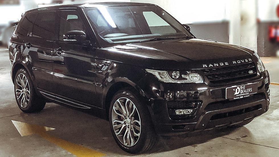 2015 Range Rover Sport SDV8 4.4D