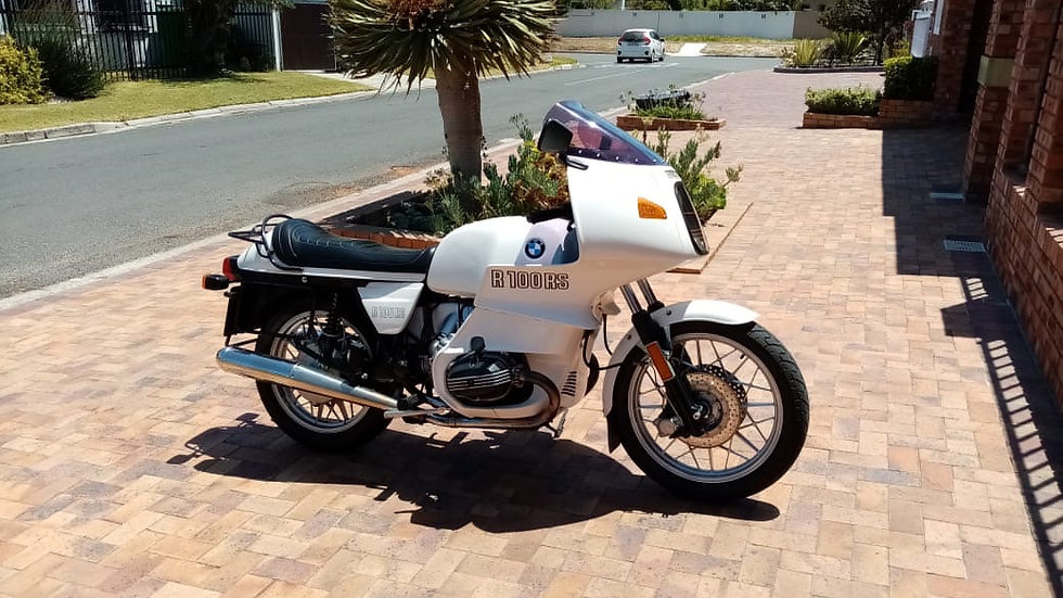 1980 BMW R100RS Collector's Bike