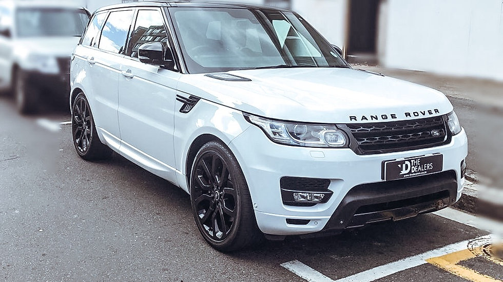 2014 Range Rover Sport 50 Supercharged