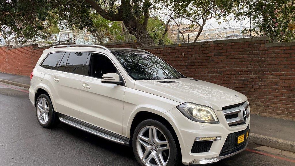2014 Mercedes Benz GL350 Bluetec