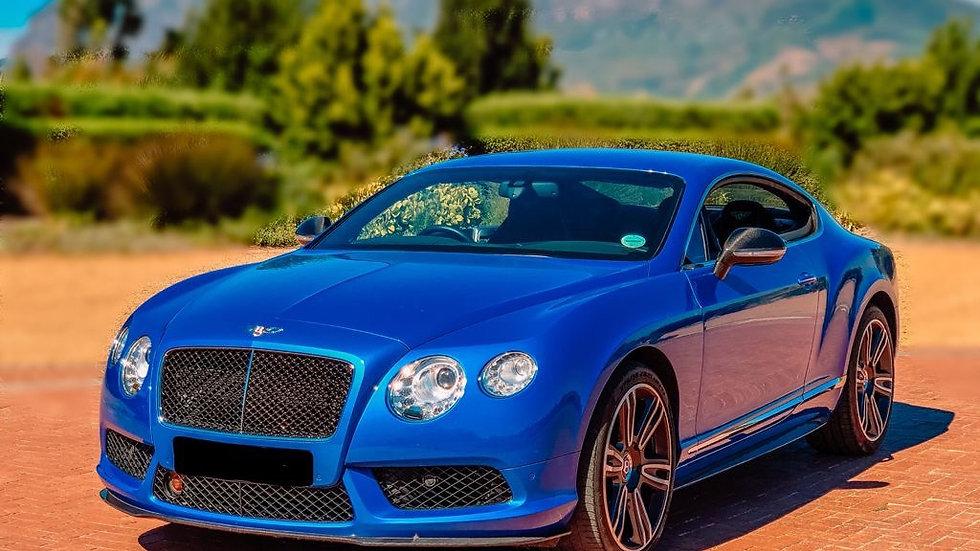 2016 Bentley GT Sport V8 Twin Turbo