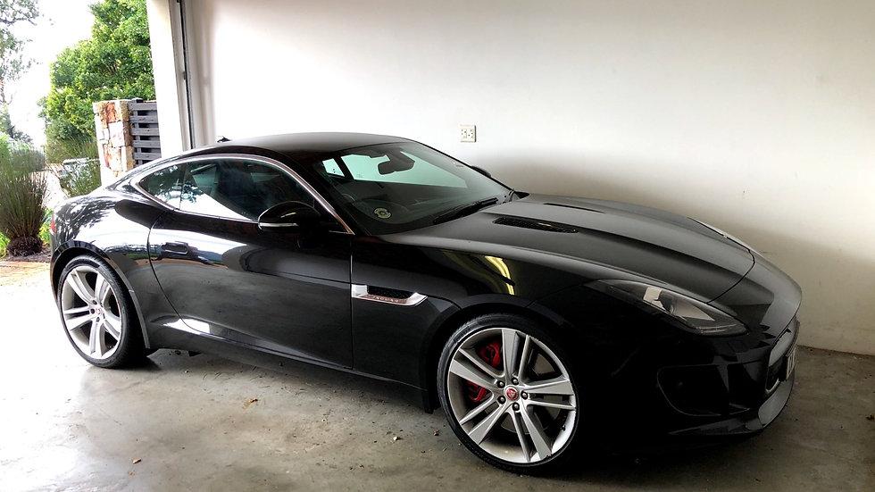 2016 Jaguar F-Type 30 S Coupe
