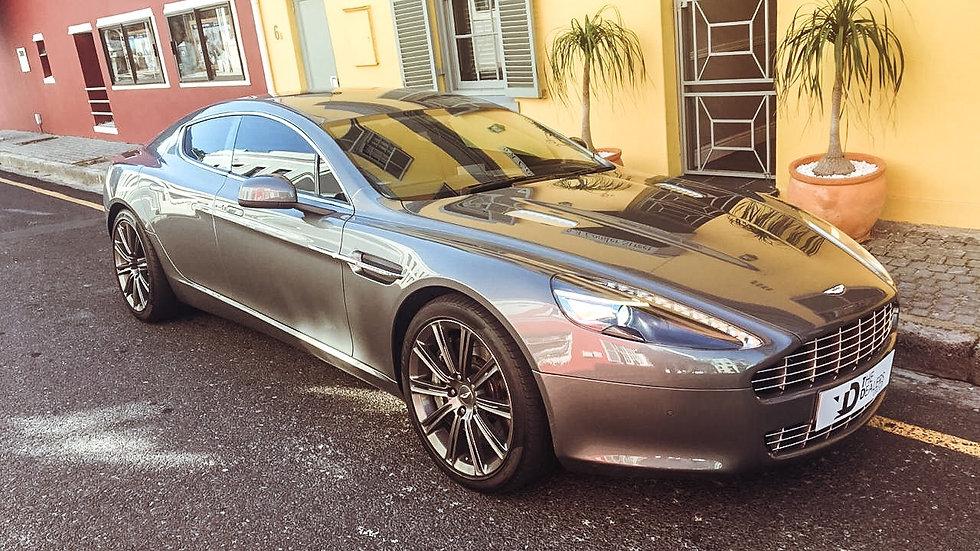2012 Aston Martin Rapide V12 5,9L