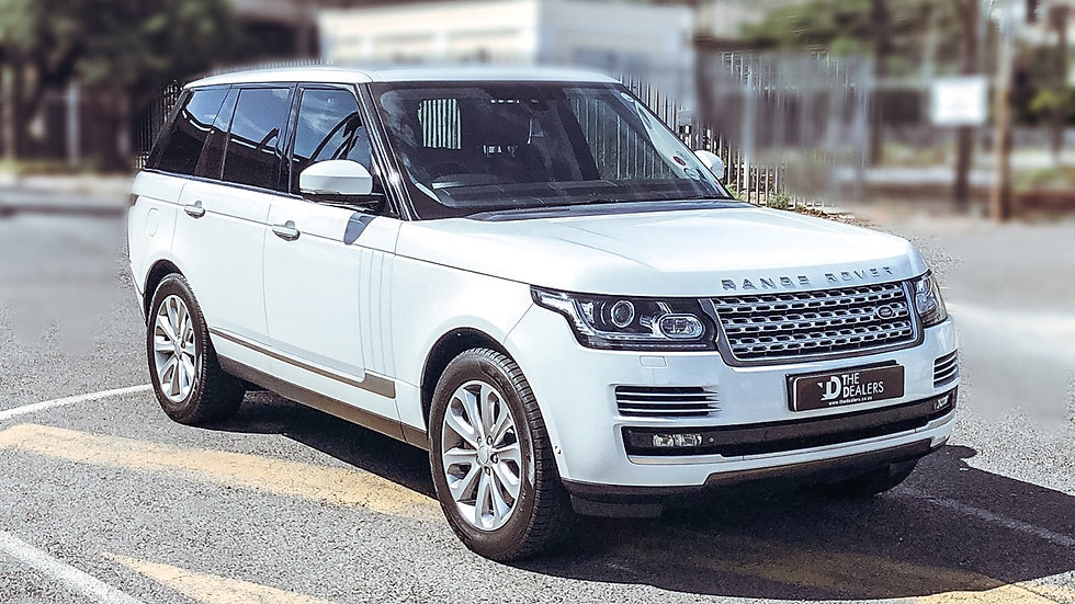 2014 Range Rover Vogue 50 V8