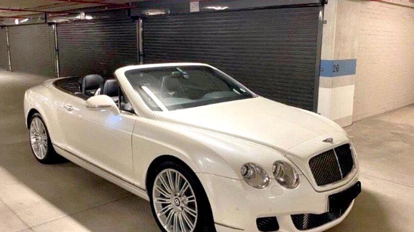 2010 Bentley GTC Speed W12