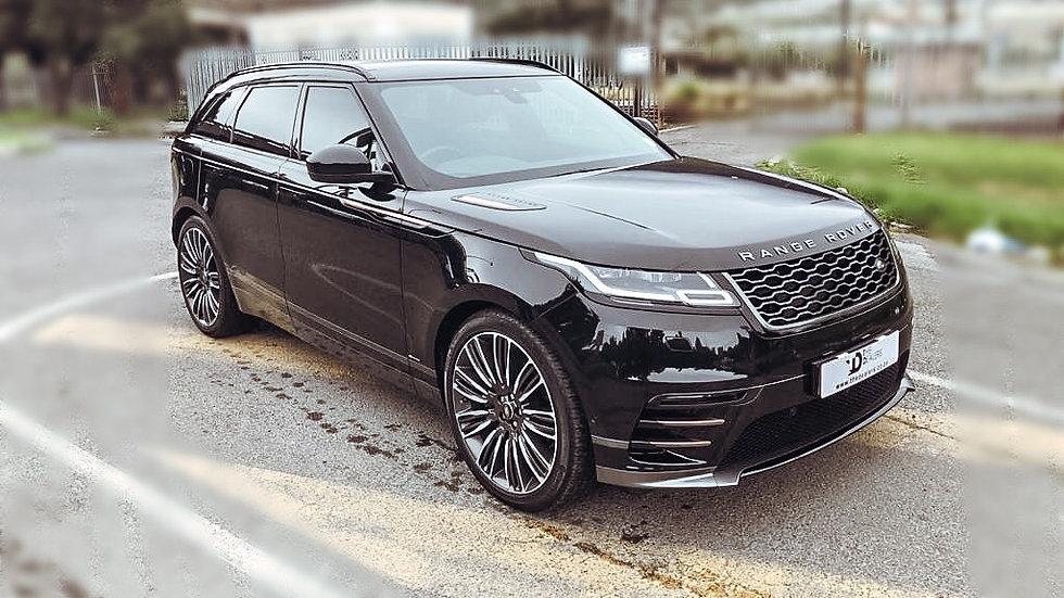 2018 Range Rover Velar D300 SE