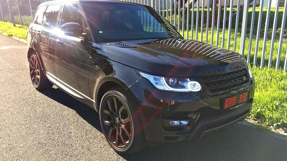 2018 Range Rover Sport HSE 50 V8