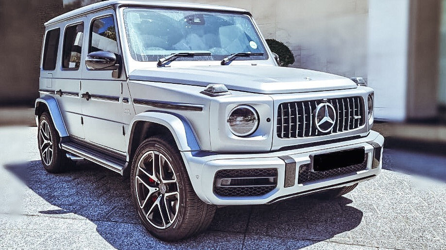 2021 Mercedes-Benz G63 AMG V8