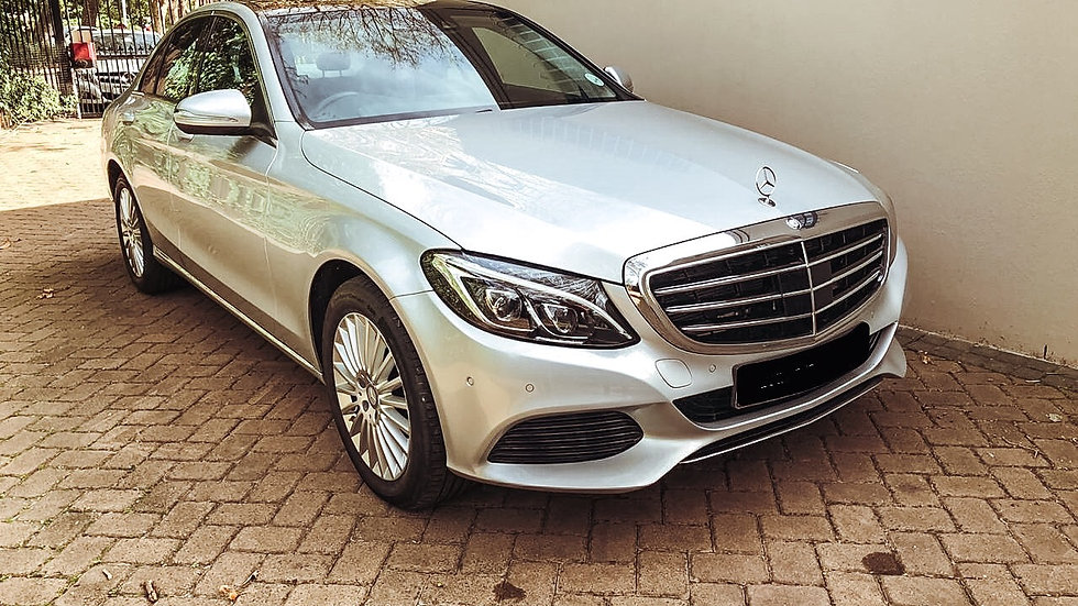 2014 Mercedes-Benz C200 Bluetech
