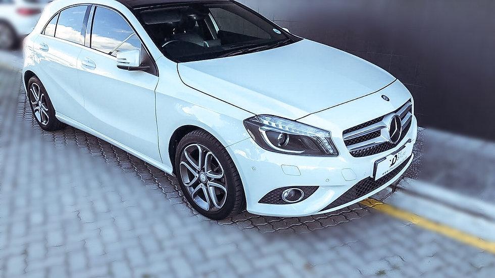 2015 Mercedes-Benz A200 CDI