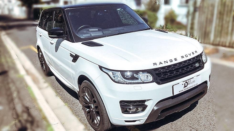 2016 Range Rover Sdv6 HSE