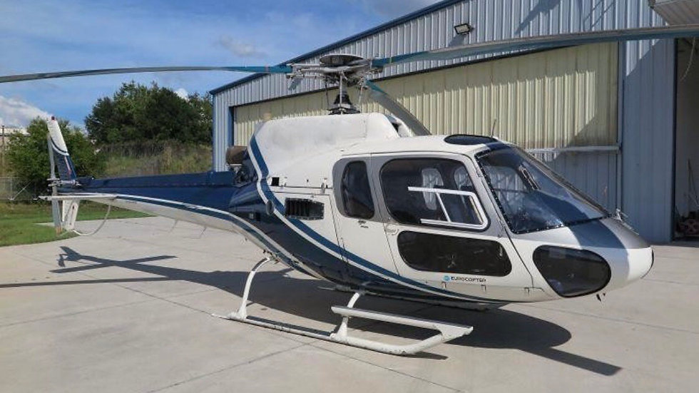1990 Airbus/Eurocopter AS 350B