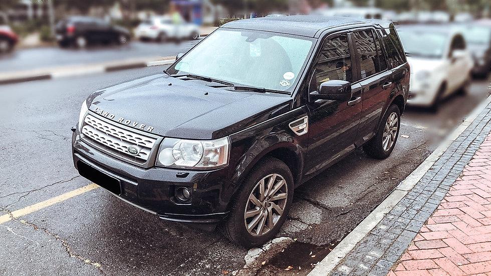 2012 Land Rover Freelander SD4