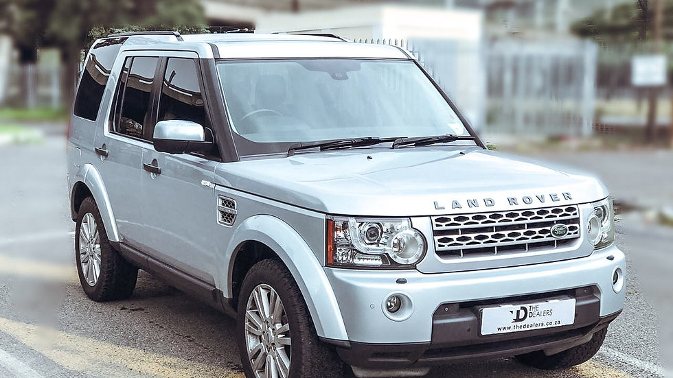 Land Rover Discovery 4 HSE V8