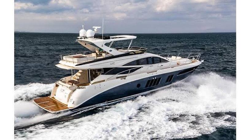 LC50 Sea Ray L Class