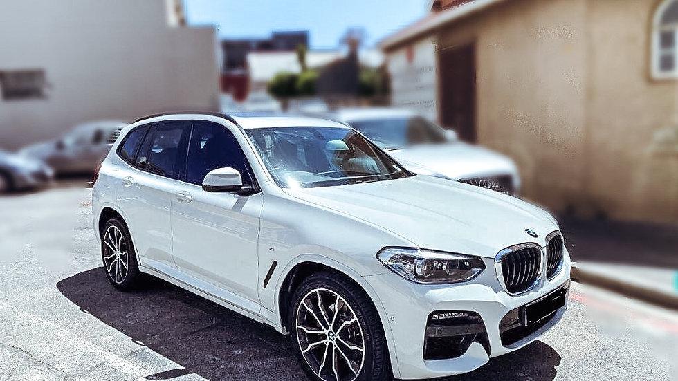 2019 BMW X3 20 D M-Sport